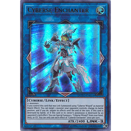 Cyberse Enchanter - DUPO-EN014 - Ultra Rare Unlimited
