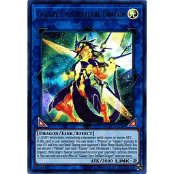 Galaxy-Eyes Solflare Dragon - SOFU-EN042 - Ultra Rare Unlimited