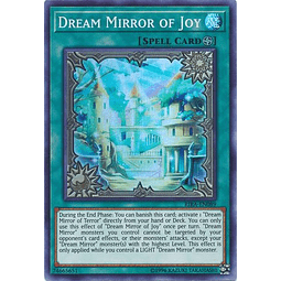 Dream Mirror of Joy - RIRA-EN089 - Super Rare Unlimited