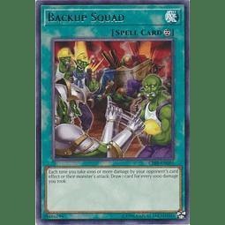 Backup Squad - CIBR-EN065 - Rare Unlimited
