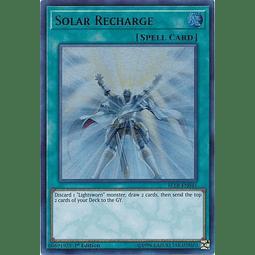Solar Recharge - BLLR-EN045 - Ultra Rare 1st Edition