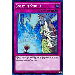 Solemn Strike - COTD-ENSE2 - Super Rare Limited Edition