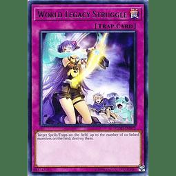 World Legacy Struggle - FLOD-EN072 - Rare Unlimited
