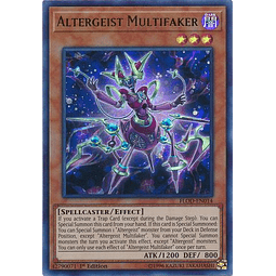Altergeist Multifaker - FLOD-EN014 - Ultra Rare 1st Edition