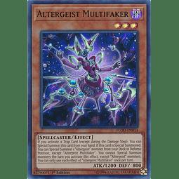 Altergeist Multifaker - FLOD-EN014 - Ultra Rare 1st Edition
