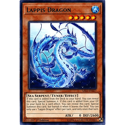 Lappis Dragon - SAST-EN027 - Rare 1st Edition