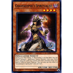 Gravekeeper's Spiritualist - SOFU-EN013 - Common Unlimited