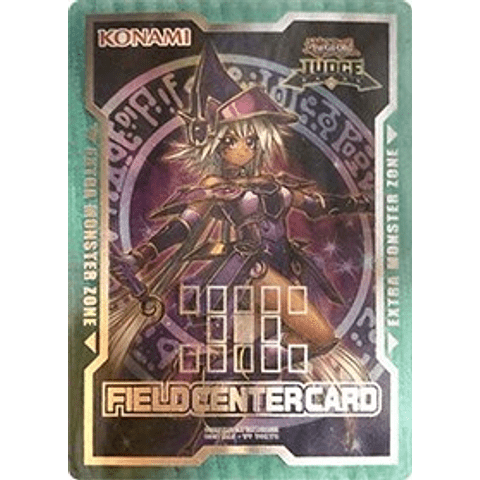 Official Judge Field Center Token: Apprentice Illusion Magician