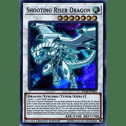 Shooting Riser Dragon - DANE-ENSE3 - Super Rare Limited Edition