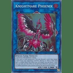 Knightmare Phoenix - FLOD-EN046 - Super Rare 1st Edition