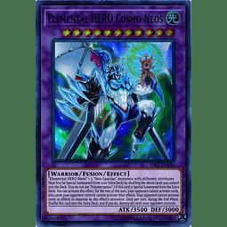 Elemental HERO Cosmo Neos - SAST-EN036 - Super Rare Unlimited