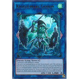 Knightmare Goblin - FLOD-EN044 - Ultra Rare 1st Edition