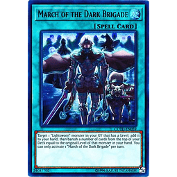 March of the Dark Brigade - COTD-EN059 - Ultra Rare Unlimited