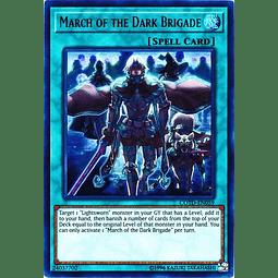 March of the Dark Brigade - COTD-EN059 - Ultra Rare Unlimited