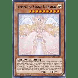 Elemental Grace Doriado - CIBR-EN039 - Rare 1st Edition