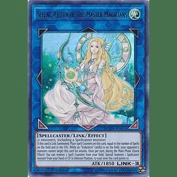 Selene, Queen of the Master Magicians - DUOV-EN014 - Ultra Rare 1st Edition