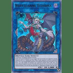 Reptilianne Echidna - DUOV-EN016 - Ultra Rare 1st Edition