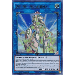 Bujinki Ahashima - DUOV-EN018 - Ultra Rare 1st Edition