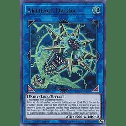 Artifact Dagda - DUOV-EN019 - Ultra Rare 1st Edition