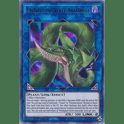 Predaplant Verte Anaconda - DUOV-EN021 - Ultra Rare 1st Edition