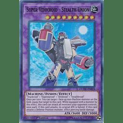 Super Vehicroid - Stealth Union - DUOV-EN078 - Ultra Rare 1st Edition