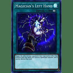 Magician's Left Hand - INCH-EN058 - Super Rare 1st Edition