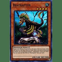 Beatraptor - DANE-ENSE1 - Super Rare Limited Edition