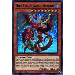 Odd-eyes Advance Dragon - dupo-en011 - Ultra Rare 1st Editio