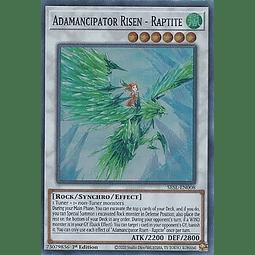 Adamancipator Risen - Raptite - SESL-EN008 - Super Rare 1st Edition