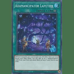 Adamancipator Laputite - SESL-EN010 - Super Rare 1st Edition