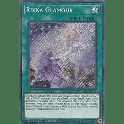 Rikka Glamour - SESL-EN023 - Secret Rare 1st Edition