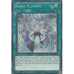 Rikka Flurries - SESL-EN024 - Secret Rare 1st Edition