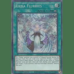 Rikka Flurries - SESL-EN024 - Secret Rare 1st Edition