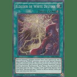 Eldlixir of White Destiny - SESL-EN030 - Secret Rare 1st Edition