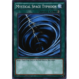Mystical Space Typhoon - wira-en051 - Common 1st Edition