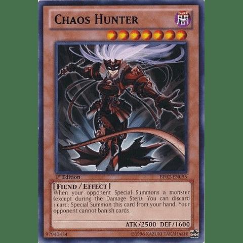 Chaos Hunter -bp02-en095- Rare 1st Edition