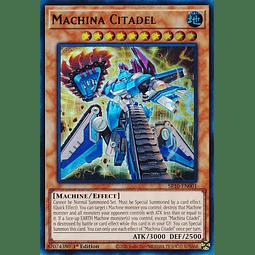 Machina Citadel - SR10-EN001 - Ultra Rare 1st Edition