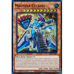Machina Citadel - SR10-EN001 - Ultra Rare 1st Edition