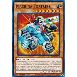 Machina Fortress - SR10-EN004 - Common 1st Edition