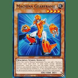 Machina Gearframe - SR10-EN005 - Common 1st Edition