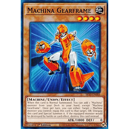 Machina Gearframe - SR10-EN005 - Common 1st Edition