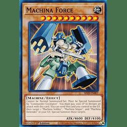 Machina Force - SR10-EN007 - Common 1st Edition