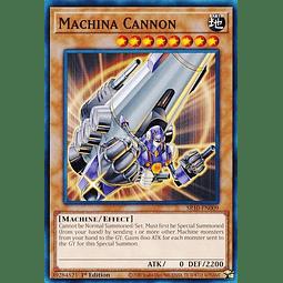 Machina Cannon - SR10-EN009 - Common 1st Edition