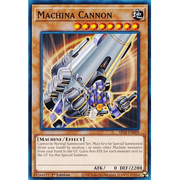 Machina Cannon - SR10-EN009 - Common 1st Edition