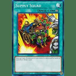 Supply Squad - SR10-EN033 - Common 1st Edition