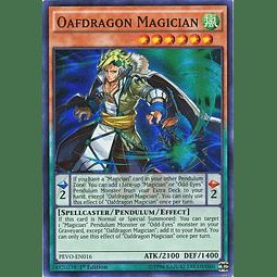Oafdragon Magician - PEVO-EN016 - Super Rare 1st Edition
