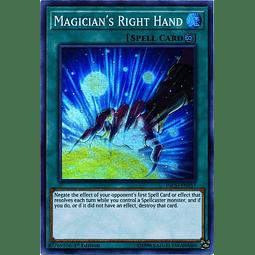 Magician's Right Hand - INCH-EN057 - Super Rare 1st Edition