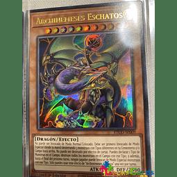 Archnemeses Eschatos - ETCO-EN009 - Ultra Rare 1st Edition