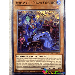Deep Sea Artisan - ETCO-EN013 - Common 1st Edition