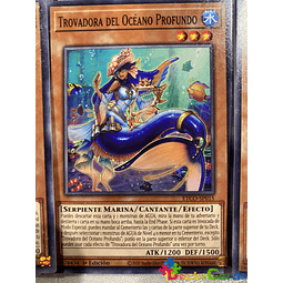 Deep Sea Minstrel - ETCO-EN015 - Common 1st Edition